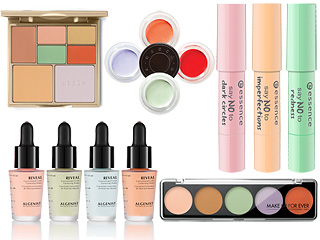 Color-Correcting 101: Everything You Need to Know About This Summer's Biggest Skin Trend