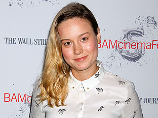 FROM EW: Brie Larson Officially Announced as Captain Marvel