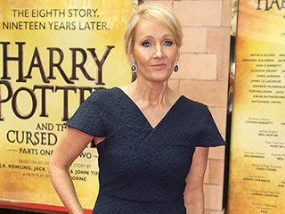 J.K. Rowling's Look for the Harry Potter and the Cursed Child Premiere Is Pure Magic
