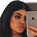 Everything But the Trucker Hat! Kylie Jenner Shows Off Coordinating Von Dutch Bra Top and Body Con Skirt
