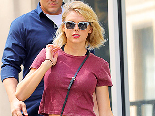 Tay to Night! Taylor Swift Picks Two Belly-Baring Looks for One Big Day in N.Y.C.
