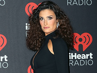 Blinded by the Bling: Idina Menzel Debuts Her Massive Engagement Ring