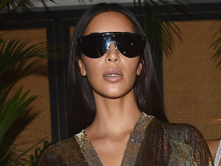 Kim Kardashian's Paris Fashion Week Parade: See All Her Sexy, Skin-Baring Looks