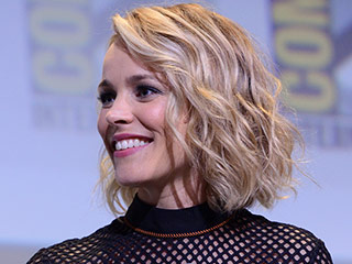 WATCH: How to Get Rachel McAdams' Gorgeous Wavy Hairstyle