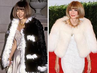Anna Wintour's Met Gala Style Evolution