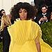 WATCH: Did Solange Knowles Pay Tribute to Beyoncé's Lemonade at the Met Gala?