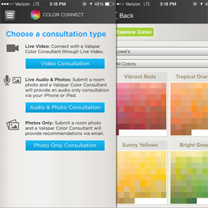 5 must have paint apps painting finishing tools - Paint color coordination tool ...