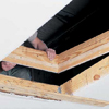 Construct the timber frame of the attic opening