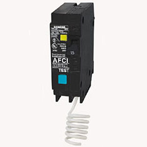 Arc-fault circuit interrupters prevent spark-generating short circuits