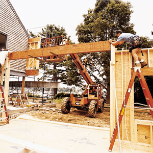 engineered framing lumber