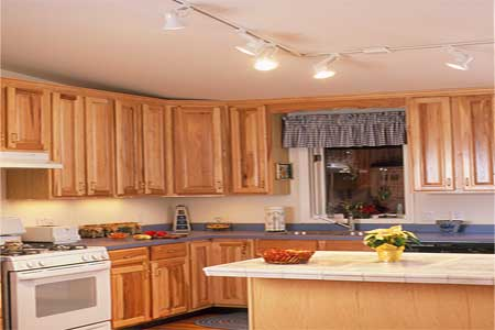 Is Track Lighting To Outdated It Would Be Perfect In My Kitchen Unique Light Fixtures For Kitchen Design Decoration