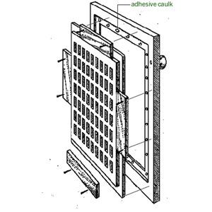 Door hinge moreover Eurolox Multipoint Lockset For Swing Doors further Ideas For Door Inserts besides Log Homes moreover Hollow Metal Doors. on steel entry doors