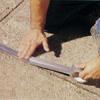 repairing concrete