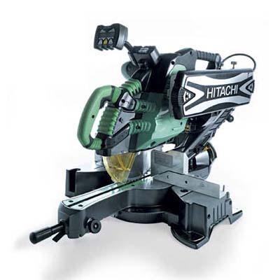 Hitachi miter saw