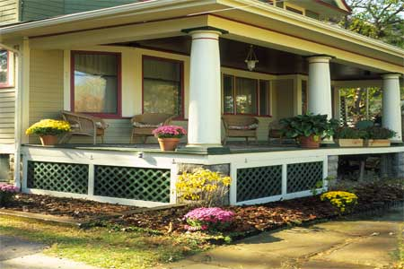 How To Install Porch Lattice This Old House