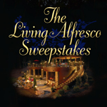 The Living Alfresco Sweepstakes