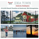 The $10,000 Beach Vacation at Seabrook, WA Sweepstakes