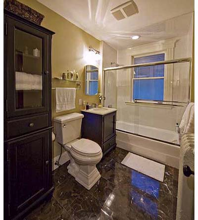 East Boston First Floor Bathroom