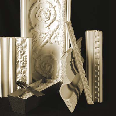 plaster crown moldings