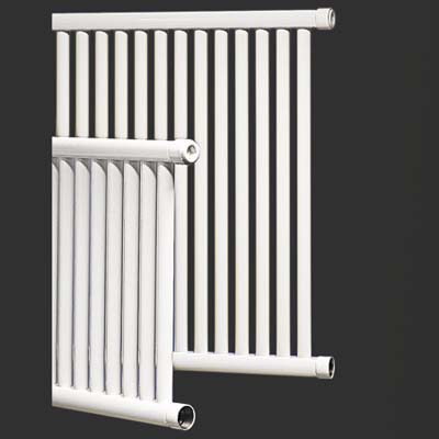 sleek radiator 