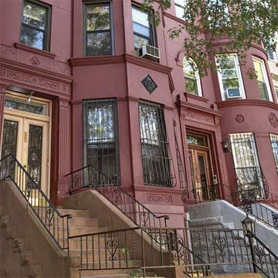 This Old House's Brooklyn House Project brownstone exterior