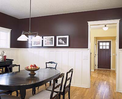 Cocoa Naturale Brilliant Interior Paint Color Schemes This Old House