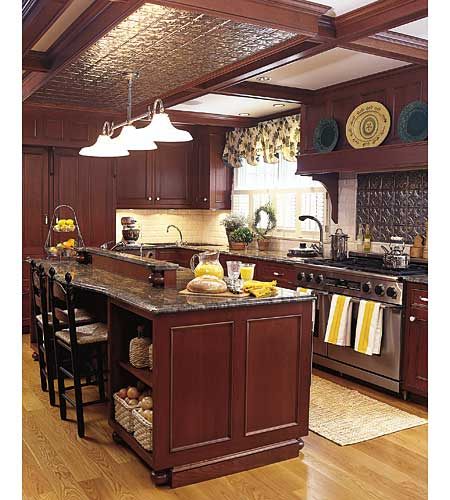 Double Time | Modern Kitchen Amenities Meet Traditional Looks