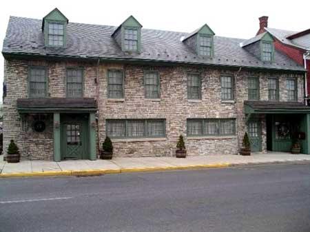 George Washington Tavern - Lebanon, Pennsylvania