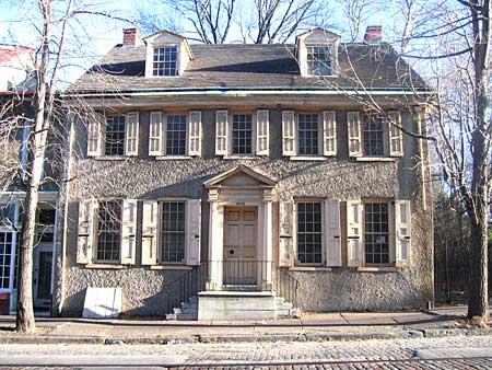 Clarkson-Watson House, Germantown