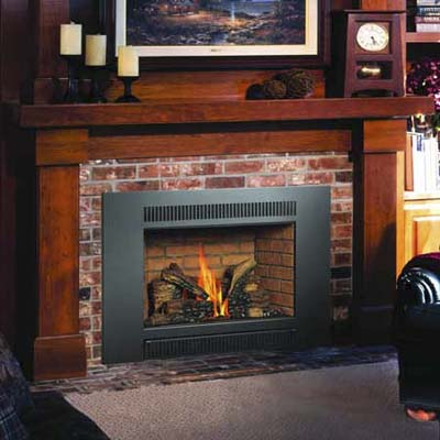 lopi gas fireplace insert
