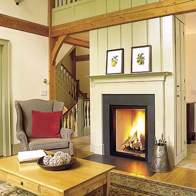 A first cozy storage fireplace design ideas this old for Living room designs with fireplaces