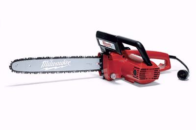 Milwaukee 6216 chain saw