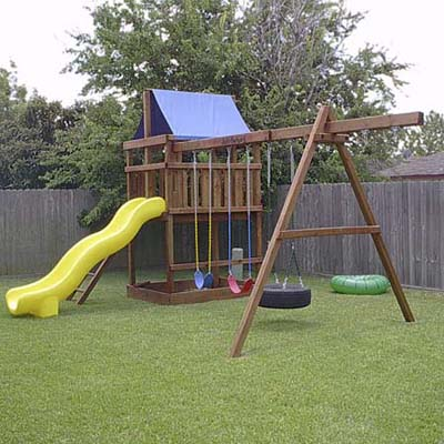 Download play structure plans plans free for Diy play structure