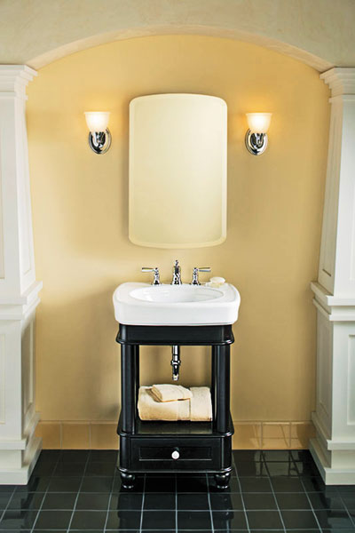 Petite Vanity 10 Kitchen And Bath Space Savers This