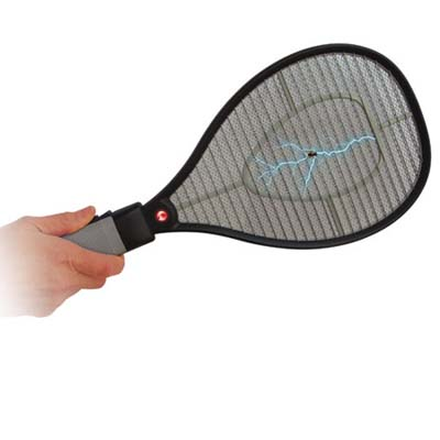 Zap-A-bug Bug Swat; Zap-A-Bug racket