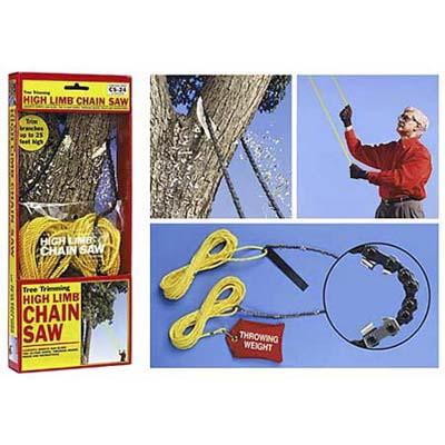 High Limb Chain Saw