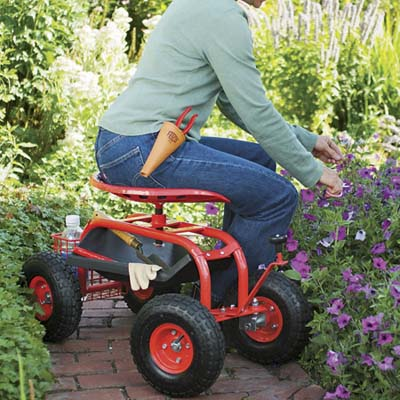 Rolling With The Roses Wackiest Yard And Garden Products