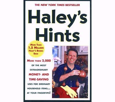 Haley's Hints by Graham and Rosemary Haley
