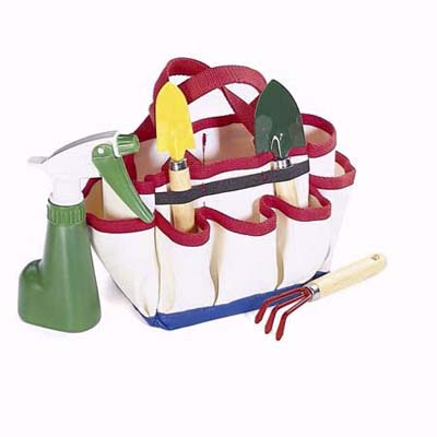 lee valley kids gardening toolset