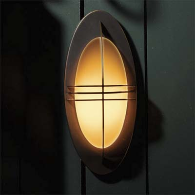 mod pod sconce from kitchler lighting