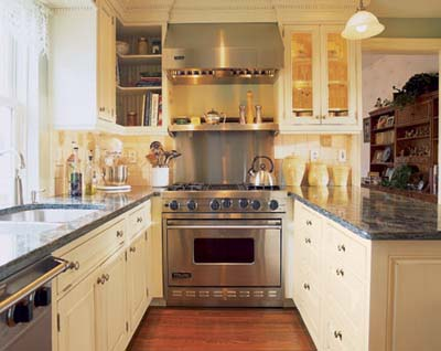 Cooking Considerations | Efficient Galley Kitchens | This Old House