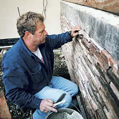 stone veneer design and installation tips