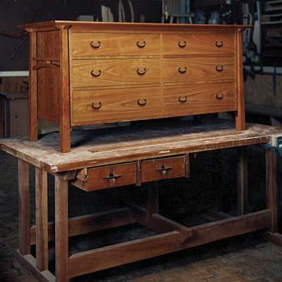 Thos. Moser heirloom bureau