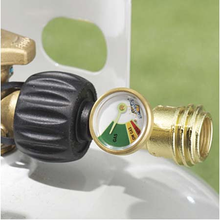 GasWatch Propane Level Indicator with 100% Shut-Off
