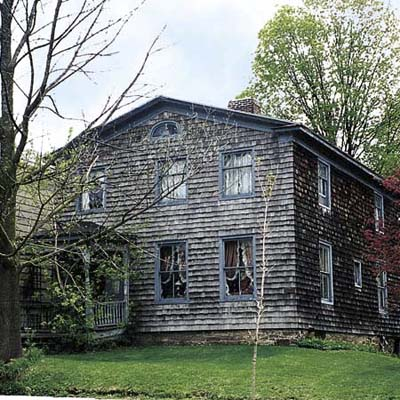grover cleveland's boyhood home