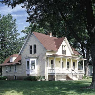 gothic revival available for renovation