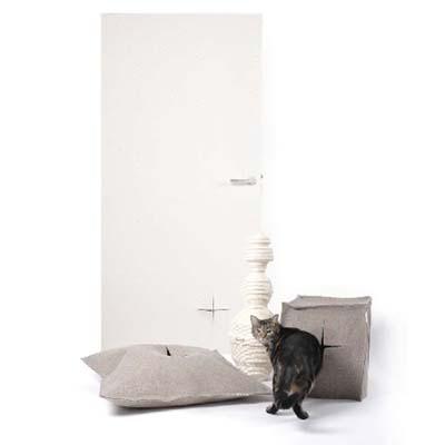 eco-friendly designer accessories for cats
