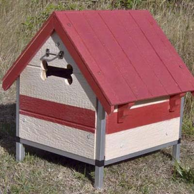 eco-friendly and easy to afford doghouse