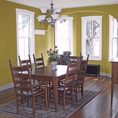 pennsylvania farm house after renovation