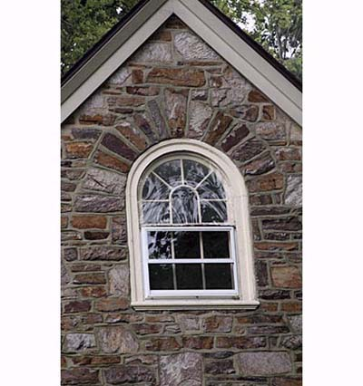 Historic window with an effective storm window